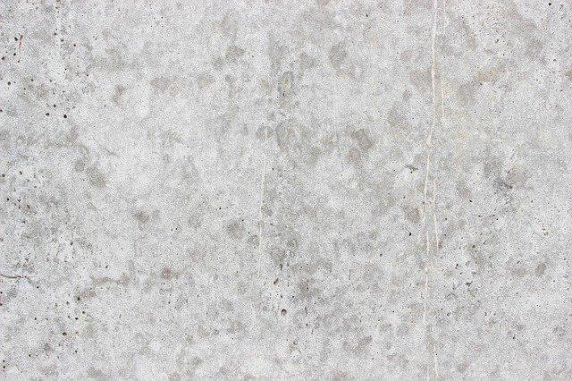 Betonowy blat z faktura