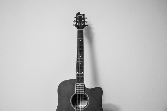 Klasyczne struny do gitary