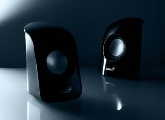 Kompaktowe głośniki komputerowe